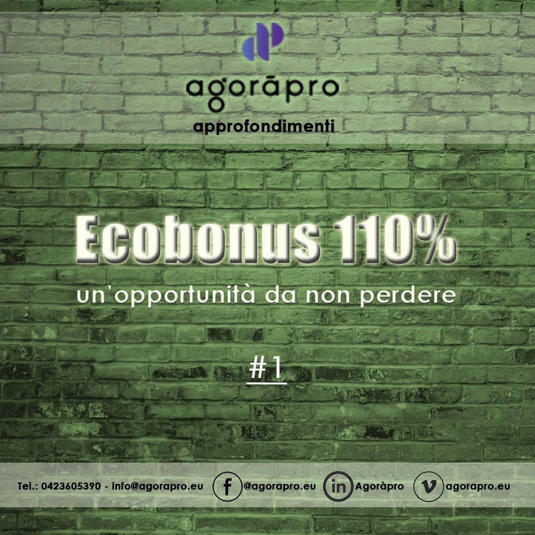 [Video] Ecobonus110%: un'opportunità da non perdere #1