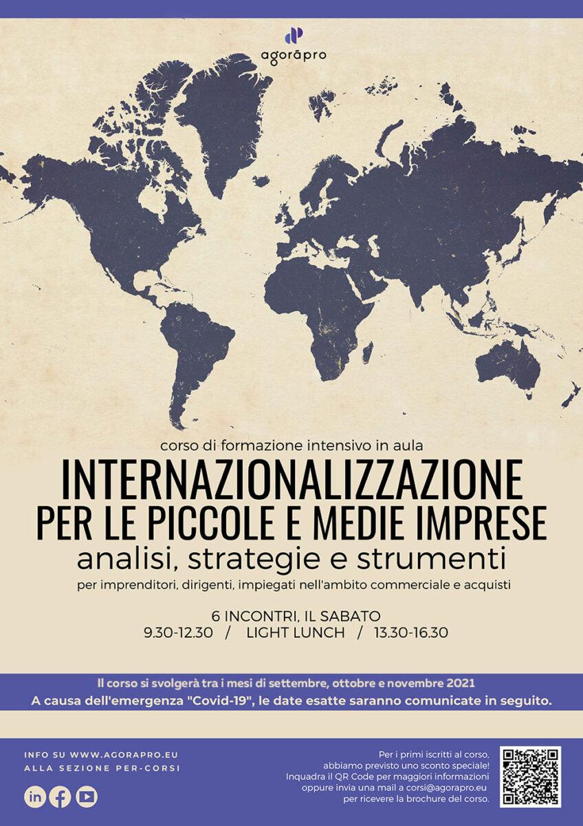 Internazionalizzazione per le piccole e medie imprese: analisi, strategie e strumenti