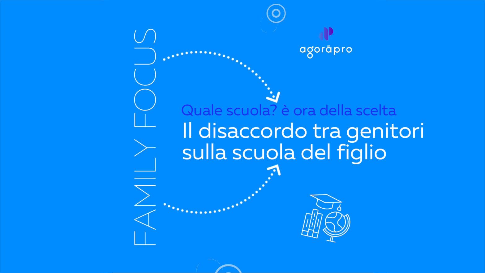 Family Focus Agoràpro - Quale scuola? è ora della scelta - Il disaccordo tra genitori sulla scelta della scuola del figlio - Team Famiglia